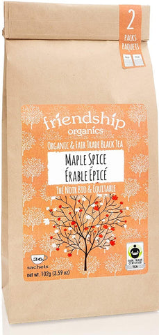 FRIENDSHIP ORGANICS BLACK TEA