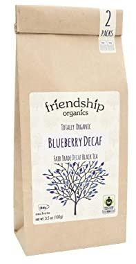 FRIENDSHIP ORGANICS DECAF BLACK TEA