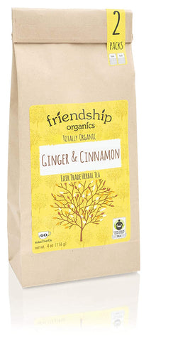 FRIENDSHIP ORGANICS HERBAL TEA