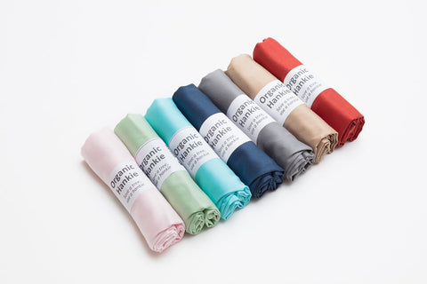 ORGANIC COTTON HANKIES