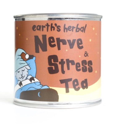NERVE AND STRESS TEA