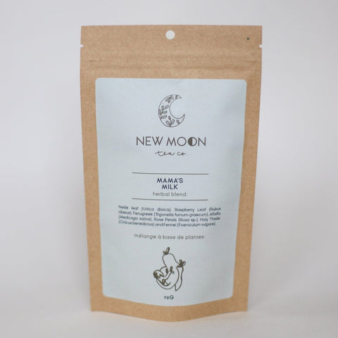 NEW MOON LOOSE LEAF TEA - MAMA'S MILK