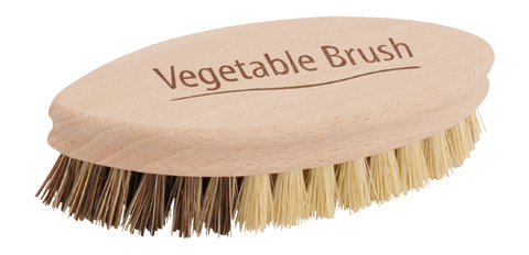 REDECKER VEGETABLE BRUSH WOOD