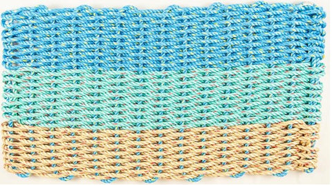 ALL FOR KNOT LOBSTER ROPE DOOR MAT