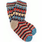FAIR TRADE KNIT SOCKS