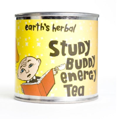 STUDY BUDDY ENERGY TEA