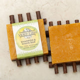 SACRED EARTH SHAMPOO & SHAVE BAR