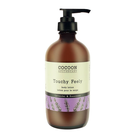 COCOON BODY LOTION TOUCHY FEELY