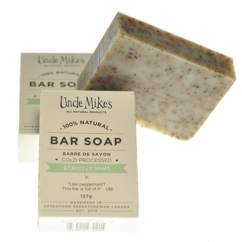 UNCLE MIKE'S STRICTLY MINT SOAP