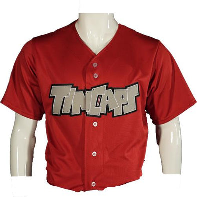 Fort Wayne TinCaps YOUTH Alternate Jersey