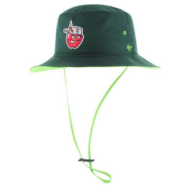 Fort Wayne TinCaps Dark Green Kirby Bucket Youth