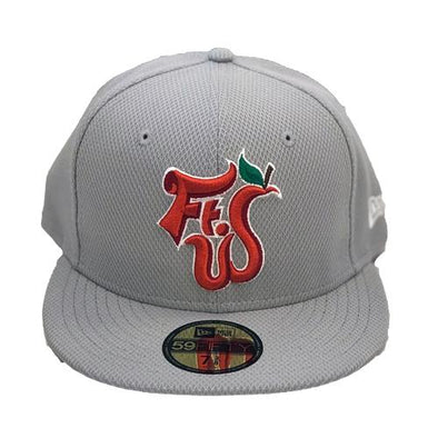 Fort Wayne TinCaps On-Field: FTW BP Hat