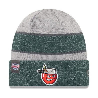 Fort Wayne TinCaps Forest/Grey Sport Knit