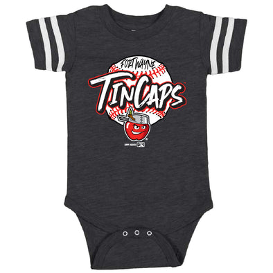 Fort Wayne TinCaps Infant Hauling Sporty Bodysuit