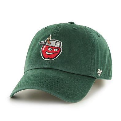 Fort Wayne TinCaps Dark Green Clean-Up