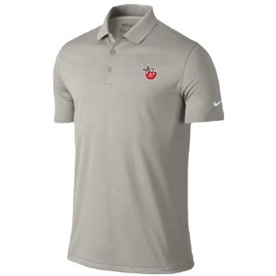 Fort Wayne TinCaps Pewter Nike Golf Victory Polo