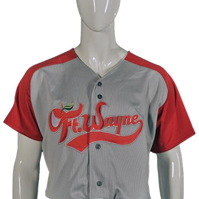 Fort Wayne TinCaps YOUTH Road Jersey