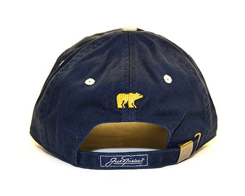 Jack Nicklaus Golden Bear Golf Hat (Navy)