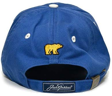 Jack Nicklaus Golden Bear Golf Hat - Blue
