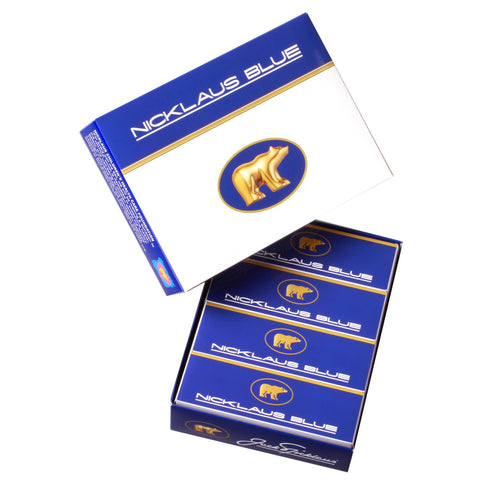 Nicklaus Blue Golf Balls - 1 Dozen