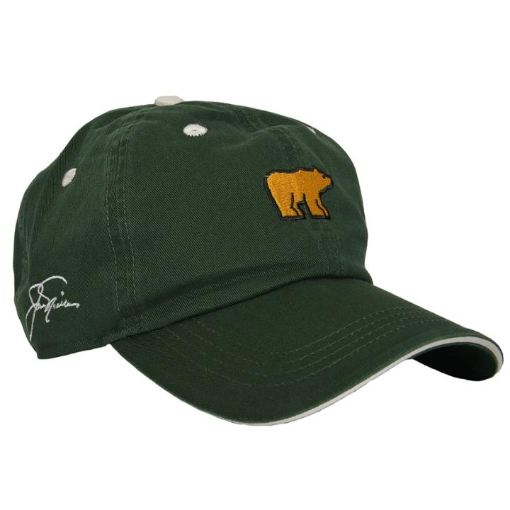 Jack Nicklaus Golden Bear 18 Majors Masters Tournament Hat