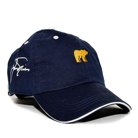 Jack Nicklaus Golden Bear Hat - Patriot Series (Navy)