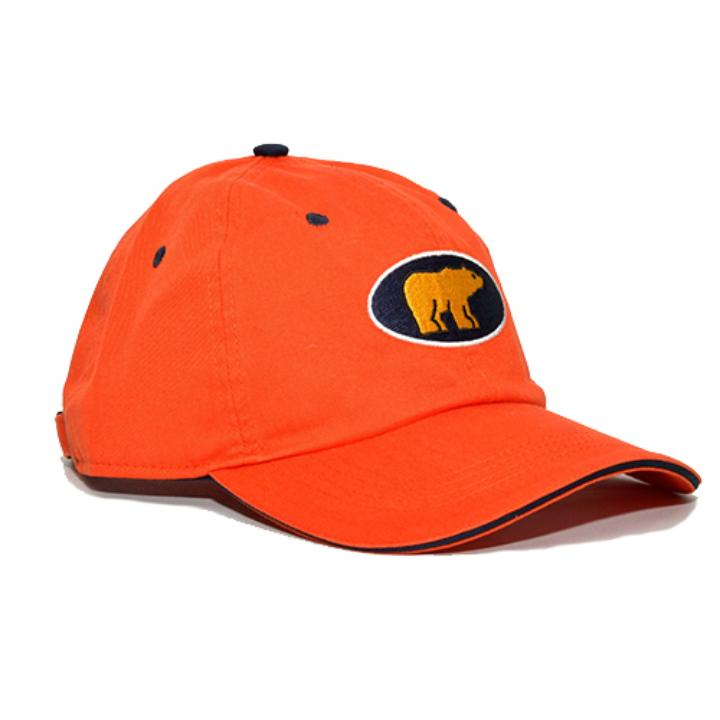 Jack Nicklaus Golden Bear Golf Hat (Orange)