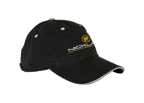 Jack Nicklaus Golden Bear 18 Majors Hat (Black)