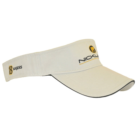 Jack Nicklaus Golden Bear 18 Majors Sandwich Bill Visor