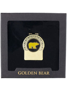 Nicklaus Golden Bear Money Clip