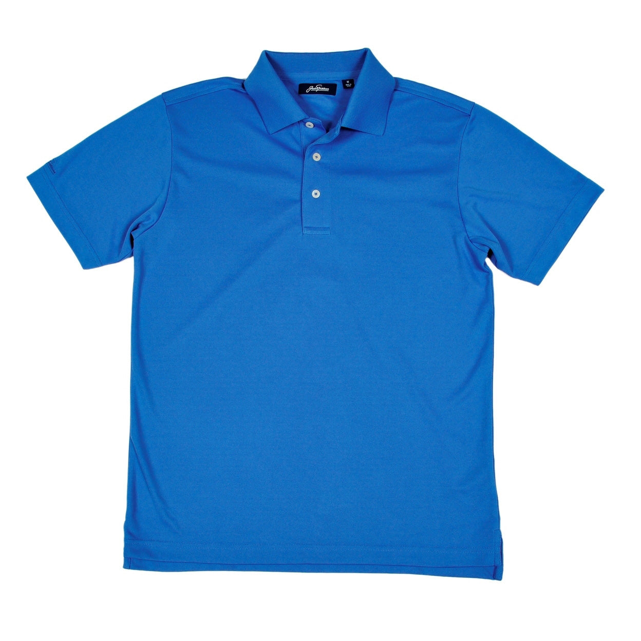 Cool Plus Solid Polo - Blue