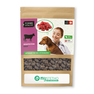 Beef 70% - treats for dogs (large 100gr)