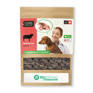 Lamb 72% - treats for dogs (large 100gr)