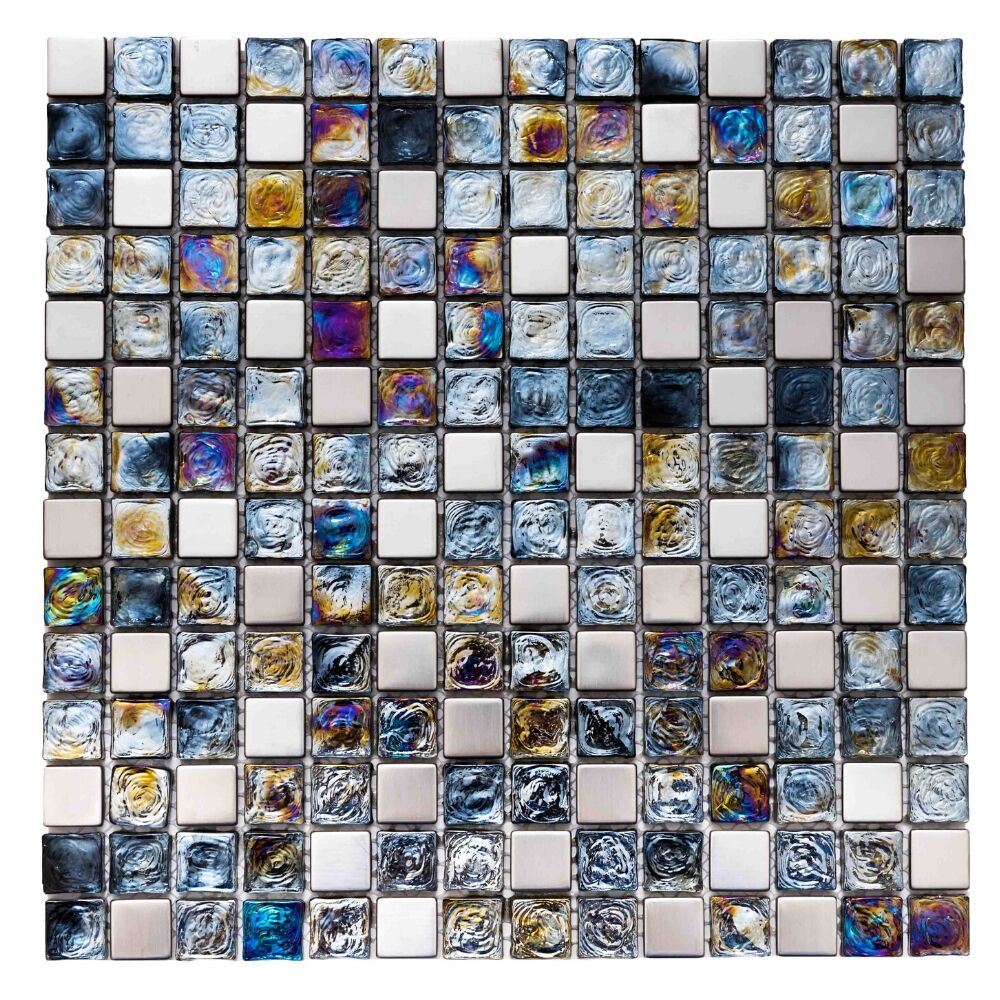 All About Glass Mosaic Tile