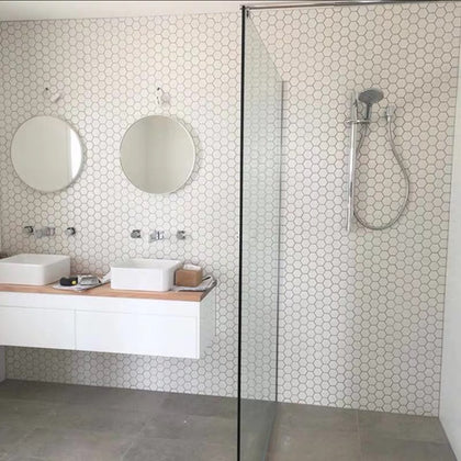 Bathroom & Shower Mosaic Tiles