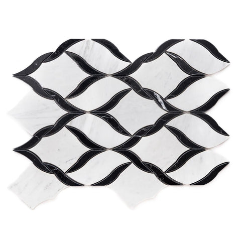 Braided & Traditional Marble Mosaic Tiles