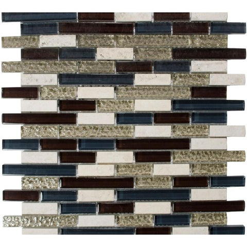 Brick Mosaic Backsplash Tiles