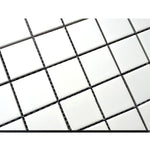 "Cube 2"" x 2"" Porcelain Mosaic Tile - The Tile Life"