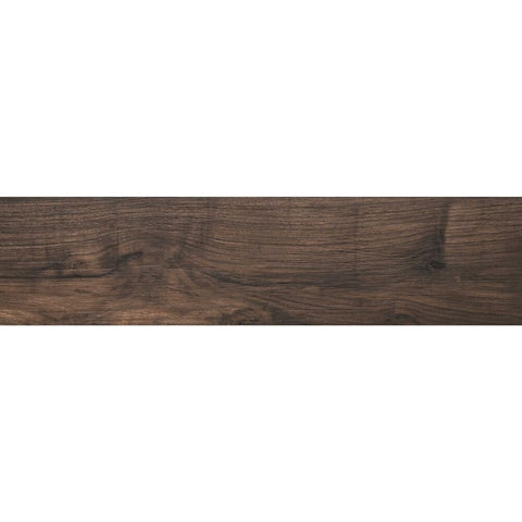 "West End 6"" x 24"" Porcelain Wood Look Wall & Floor Tile - The Tile Life"