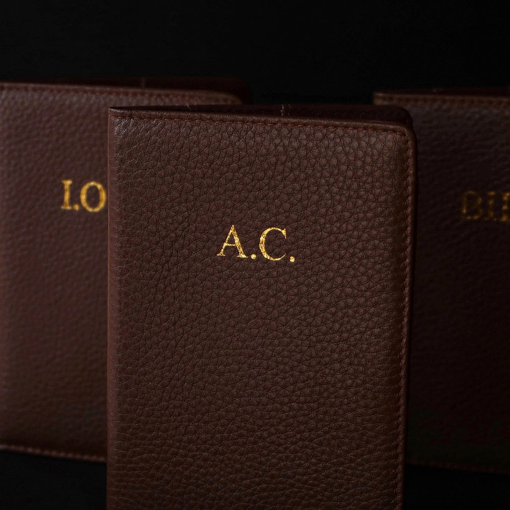 Passport Cover (Brown)