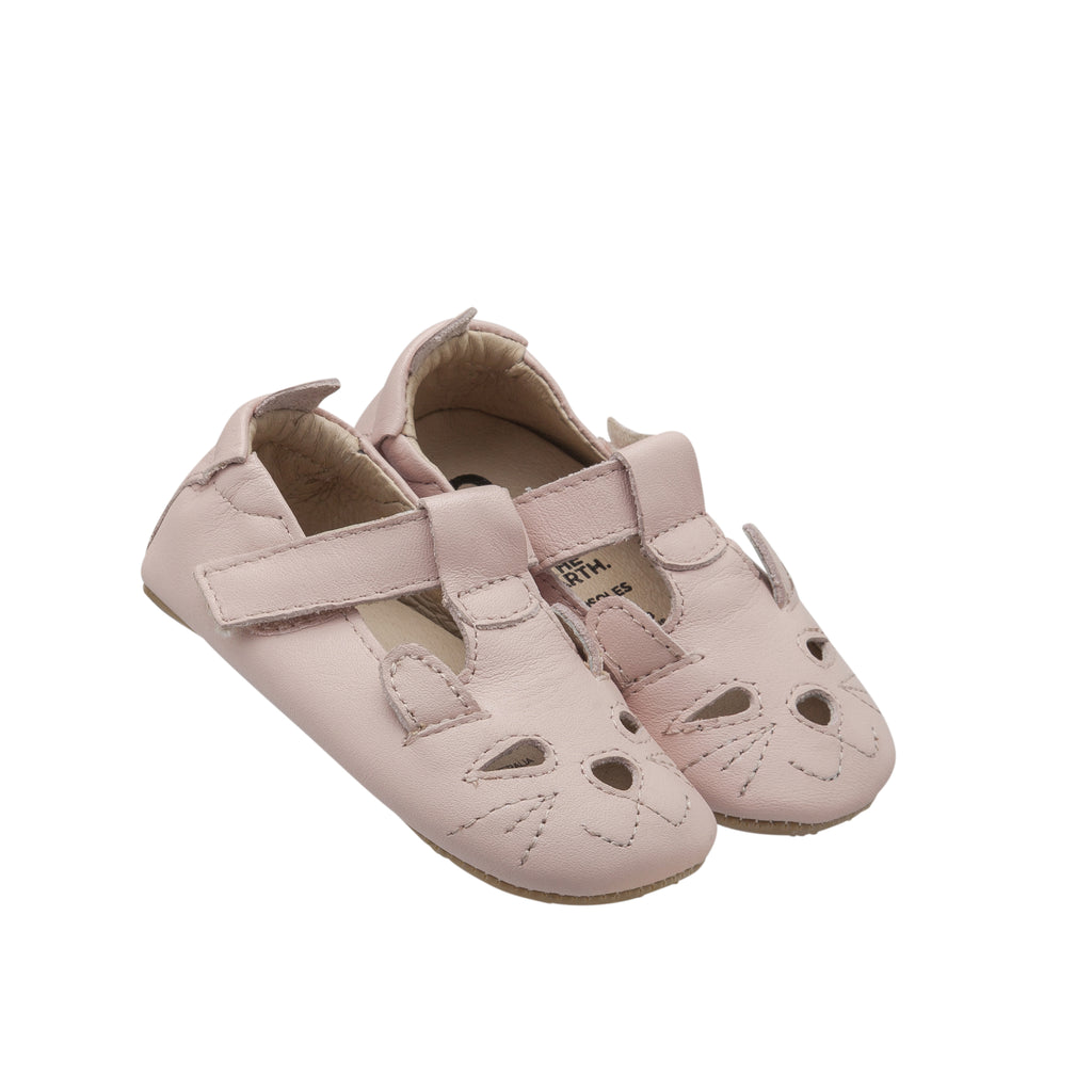 Old Soles Cutesy Shoe - Powder Pink