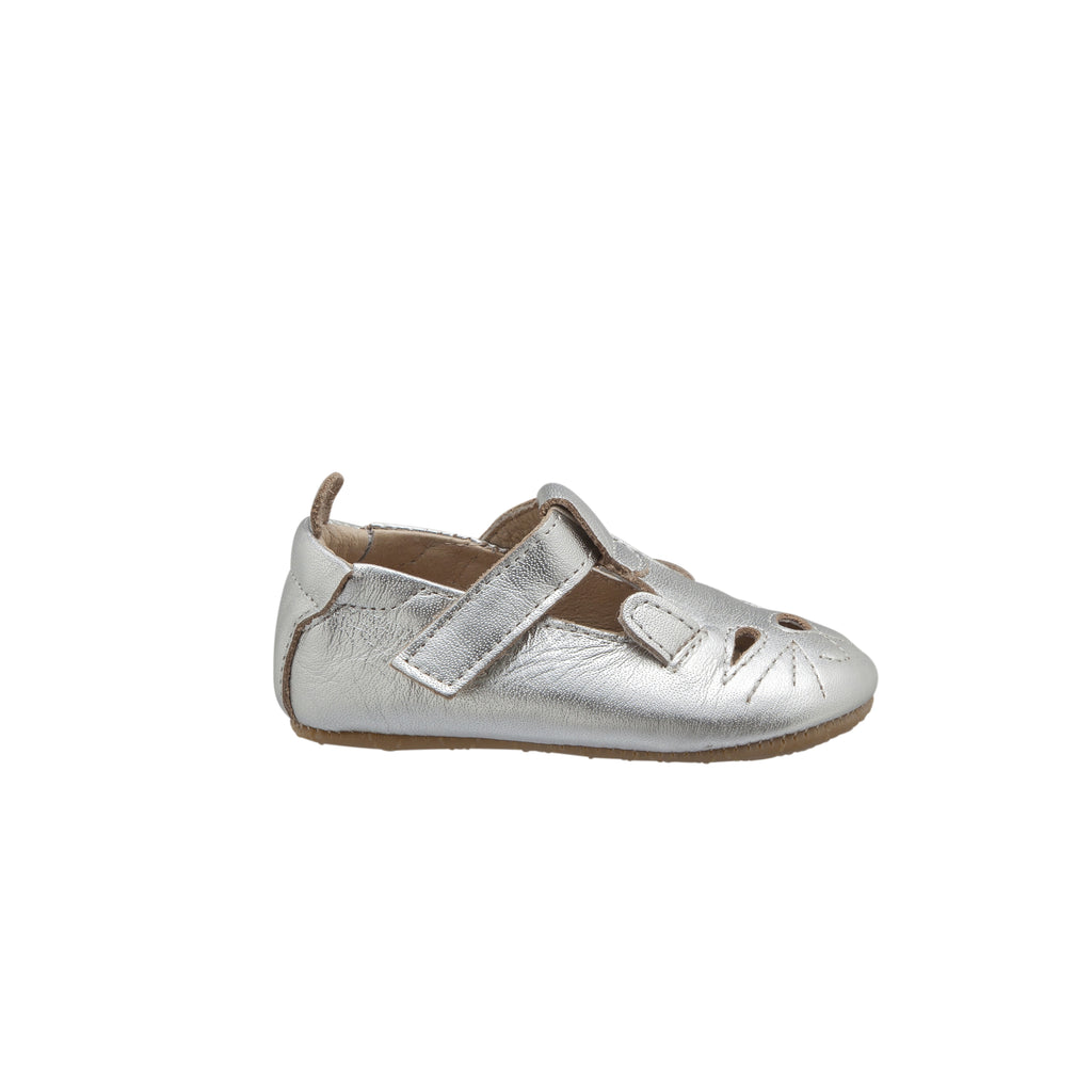 Old Soles Cutesy Shoe - Silver