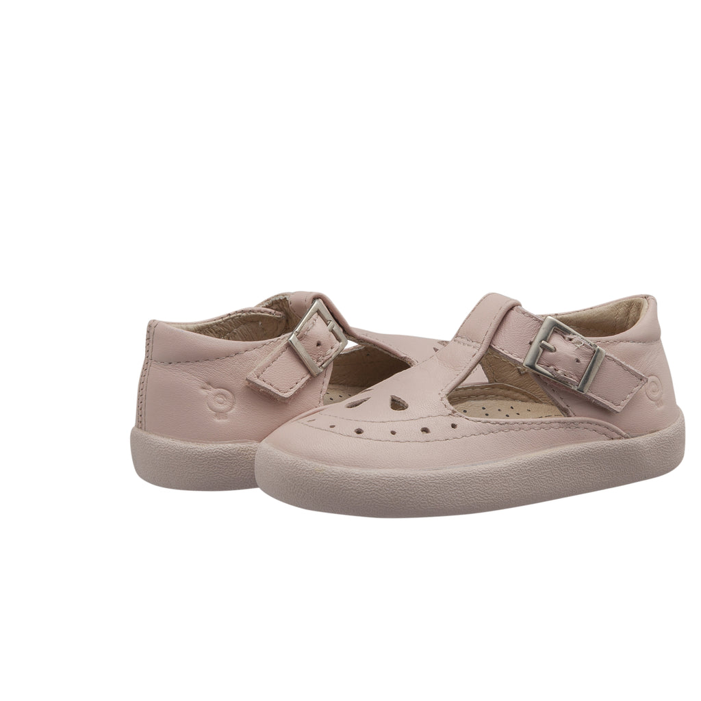 Old Soles Royal Shoes - Powder Pink