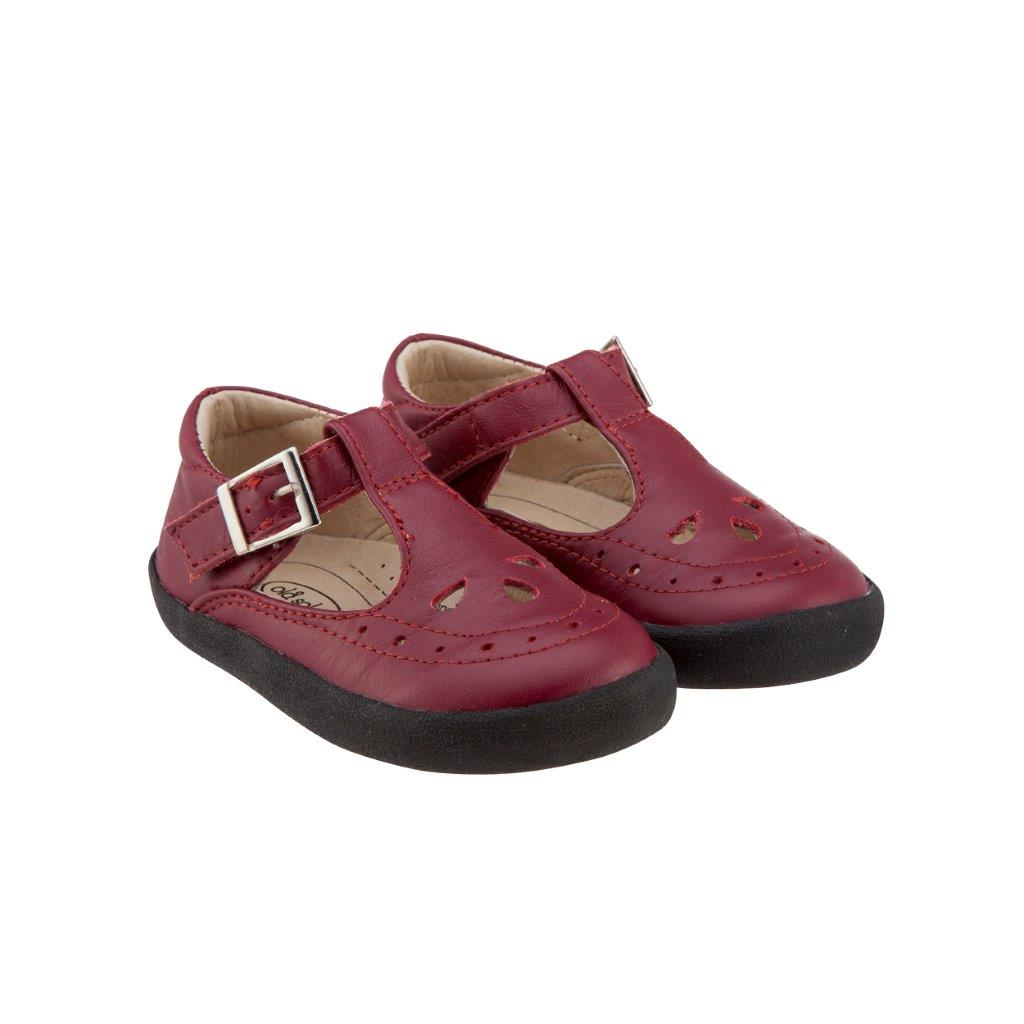 Old Soles Royal Shoe - Burgundy