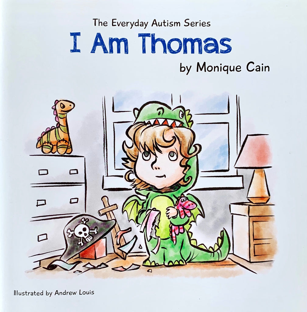 I Am Thomas by Monique Cain