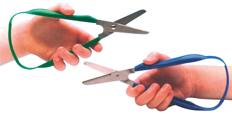 Peta (UK) Easi-Grip® Scissors