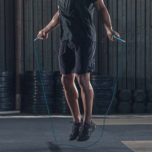 Speed Jump Rope with Auto-locking system