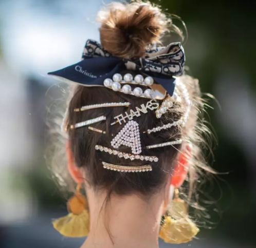 The 5 Best Hair Accessories to Try This Spring