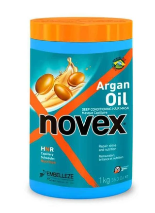 Novex Argan Oil Deep Hair Mask