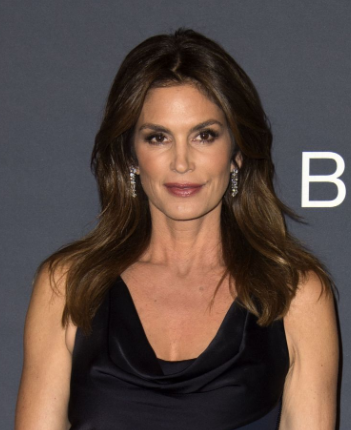 Cindy Crawford hair and skin care